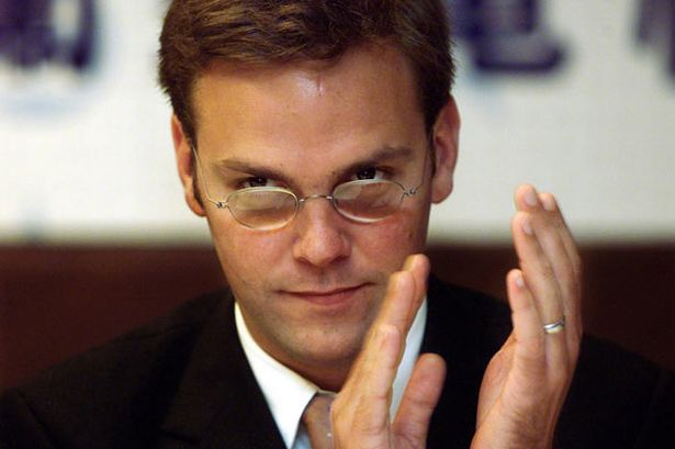 James Murdoch growing more powerful at News Corp