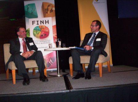 Glenn Cooper Brews it up for Family Businesses in Brisbane